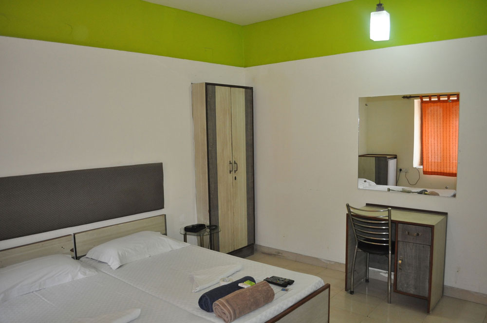 Deluxe Room at Hotel Kabli Delhi